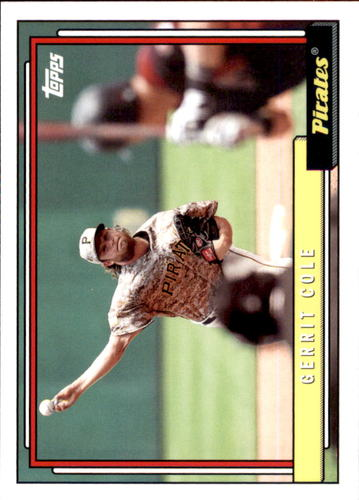 Photo of 2017 Topps Archives #229 Gerrit Cole