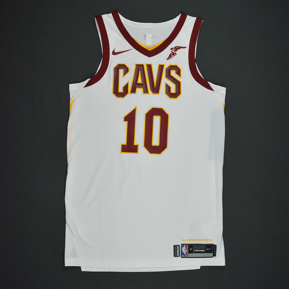 7aa29e944 John Holland - Cleveland Cavaliers - Opening Night Game-Issued Jersey  Charity Auction - OneAmericaAppeal