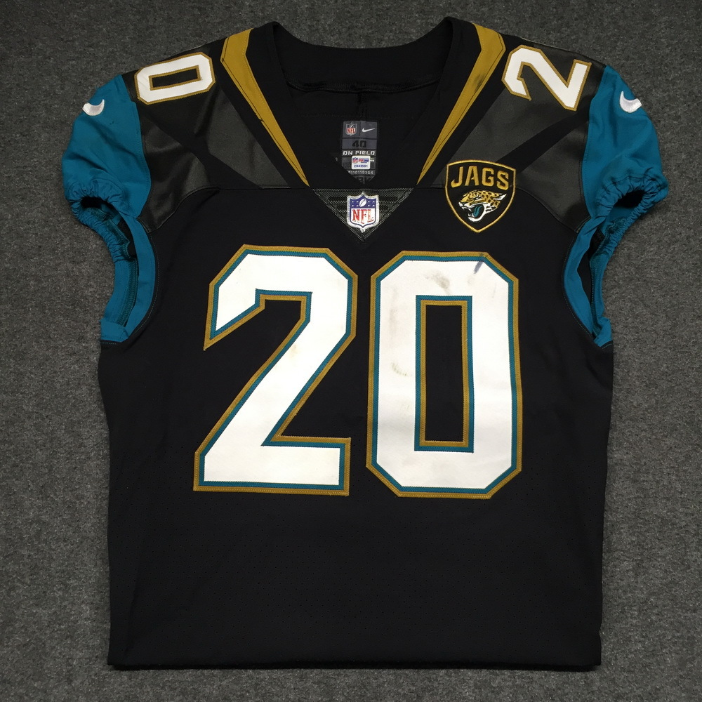 premium selection 9ac0c a4435 NFL Auction | STS - Jaguars Jalen Ramsey game worn Jaguars ...
