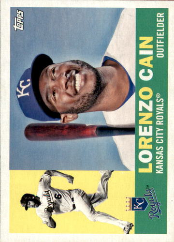 Photo of 2017 Topps Archives #68 Lorenzo Cain