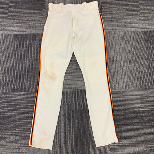 Photo of 2019 Team Issued Pants - #12 Joe Panik - Size 36-39-36