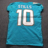 STS - Dolphins Kenny Stills Game Used Jersey W/ Captain Patch 11.05.17 Size 38