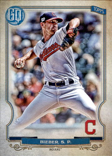 Photo of 2020 Topps Gypsy Queen #164 Shane Bieber