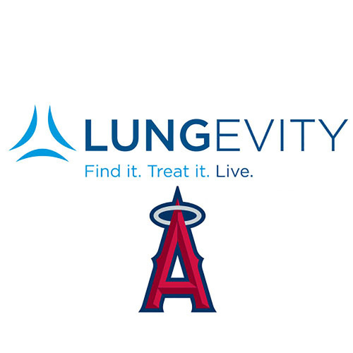 LUNGevity Auction: Los Angeles Angels - Meet & Greet with Mike Trout