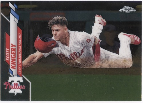Photo of 2020 Topps Chrome #64 Scott Kingery