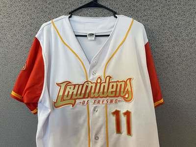 Blair Calvo Lowriders jersey