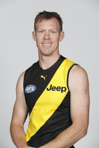 Photo of 2021 Player Issue Alannah & Madeline Foundation Guernsey - Jack Riewoldt #8