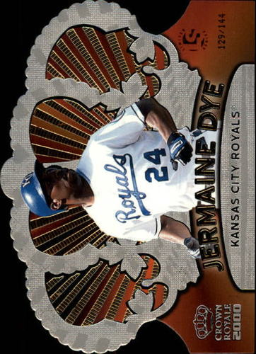 Photo of 2000 Crown Royale Limited #67 Jermaine Dye