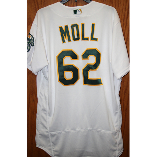 Sam Moll Game-Used