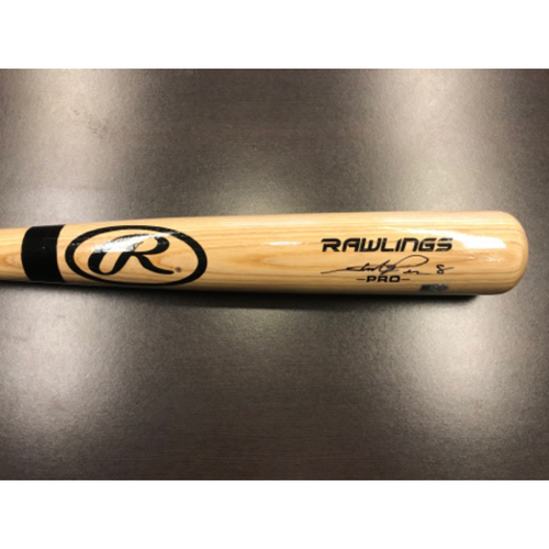Giants Community Fund: Hunter Pence Autographed Bat