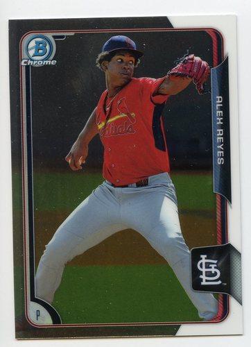 Photo of 2015 Bowman Chrome Prospects #BCP23 Alex Reyes
