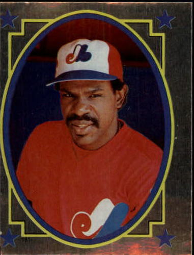 Photo of 1984 Topps Stickers #181 Andre Dawson FOIL