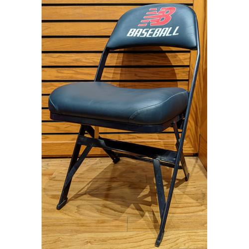 Photo of Fenway Park Jose Altuve Visitor's Locker Room Game Used Clubhouse Chair