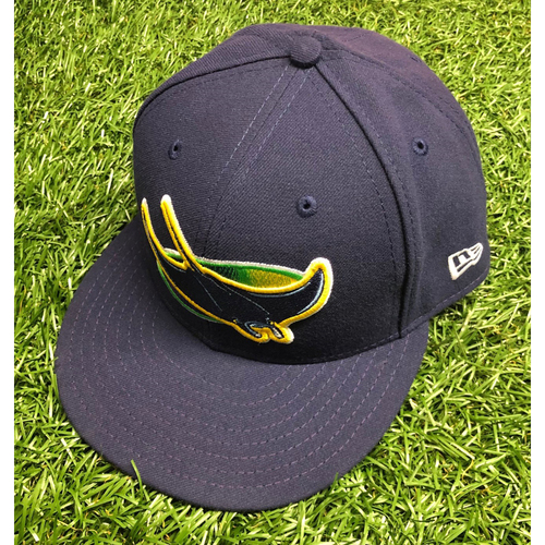 Photo of Team Issued Devil Rays Cap: Aaron Loup #15