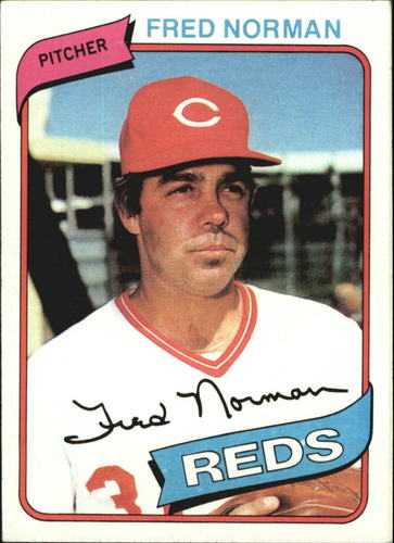 Photo of 1980 Topps #714 Fred Norman