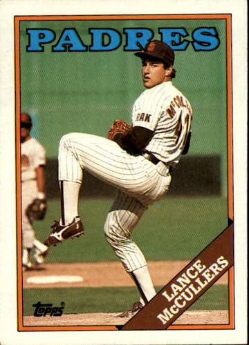 Photo of 1988 Topps #197 Lance McCullers