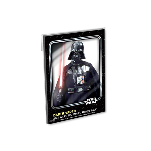 2016 Topps Star Wars Card Trader 5x7 Base Set (100 Cards) - # to 49