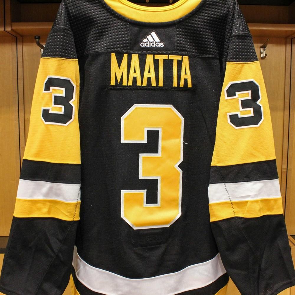 new style 17ae5 94497 Olli Maatta Pittsburgh Penguins