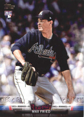 Photo of 2018 Topps Salute #TS90 Max Fried