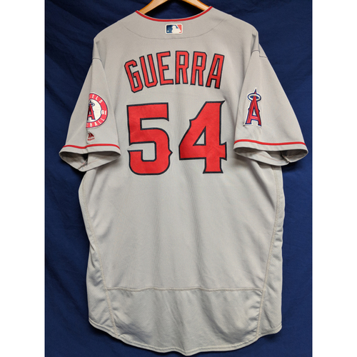 Photo of Deolis Guerra Game-Used Road Jersey