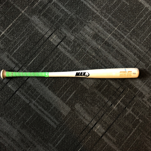 Photo of Hunter Pence 3x ALL-STAR - Game-Used Broken Bat