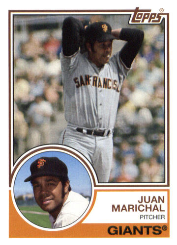 Photo of 2015 Topps Archives #297 Juan Marichal