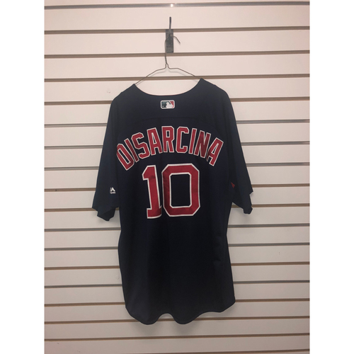 Photo of Gary Disarcina Team-Issued Road Batting Practice Jersey