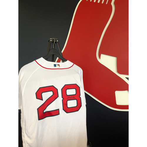 Photo of Autographed J.D. Martinez Jersey - Not MLB Authenticated