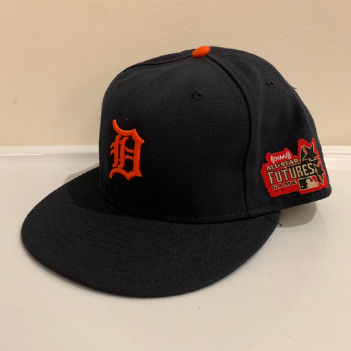 Photo of 2011 All Star Futures Game -  Game Used Cap  - Francisco Martinez (Detroit Tigers) Size - 7 -3/8