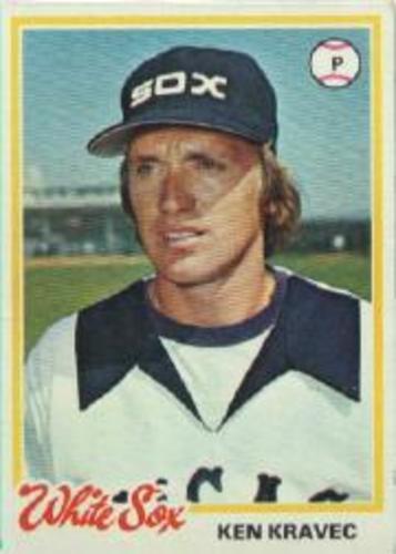 Photo of 1978 Topps #439 Ken Kravec