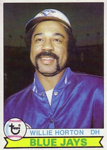 Photo of 1979 Topps #239 Willie Horton