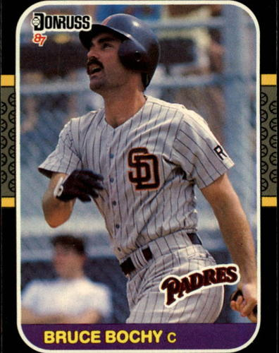 Photo of 1987 Donruss #311 Bruce Bochy