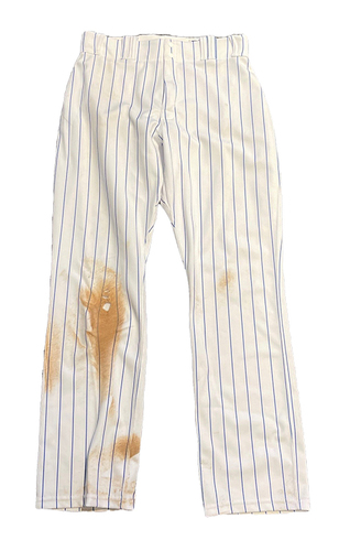 Photo of Anthony Rizzo Game-Used Pants -- Size 36-46-33.5 -- Pirates vs. Cubs -- 4/4/21