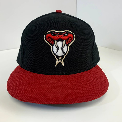 Photo of 2016 Team Issued #26 D-backs Snakehead Cap