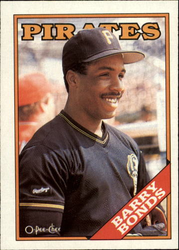 Photo of 1988 O-Pee-Chee #267 Barry Bonds