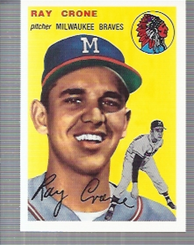 Photo of 1994 Topps Archives '54 #206 Ray Crone