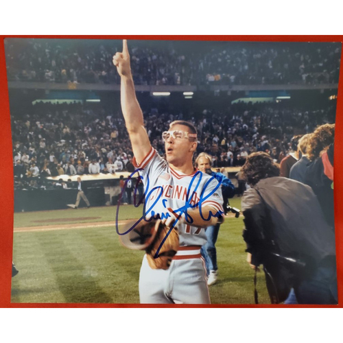 Photo of Chris Sabo Autographed Photo