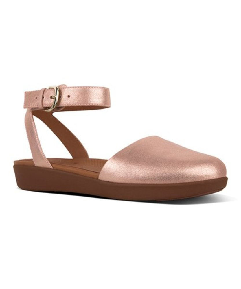 Photo of FitFlop - Cova Glimmersuede Sandals