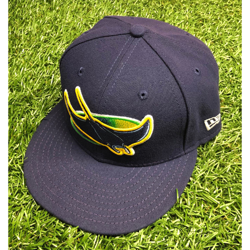 Photo of Team Issued Devil Rays Cap: Austin Meadows #17