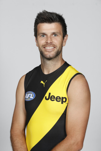 Photo of 2021 Player Issue Alannah & Madeline Foundation Guernsey - Trent Cotchin #9