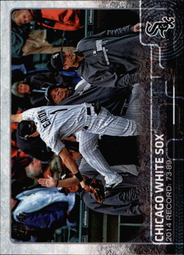 Photo of 2015 Topps #644 Chicago White Sox