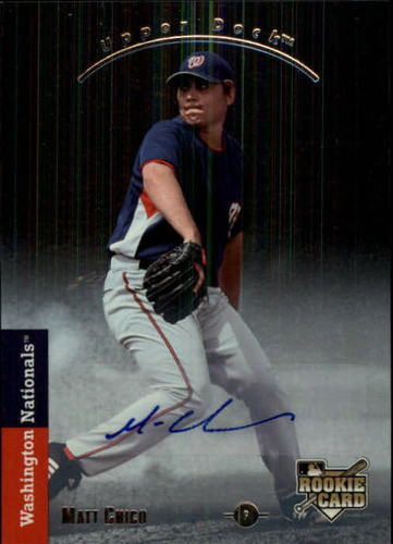 Photo of 2007 SP Rookie Edition Autographs #196 Matt Chico 93