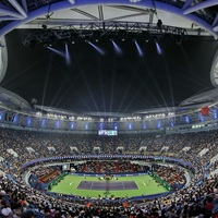 Photo of VIP Experience at Shanghai Rolex Masters Final - click to expand.