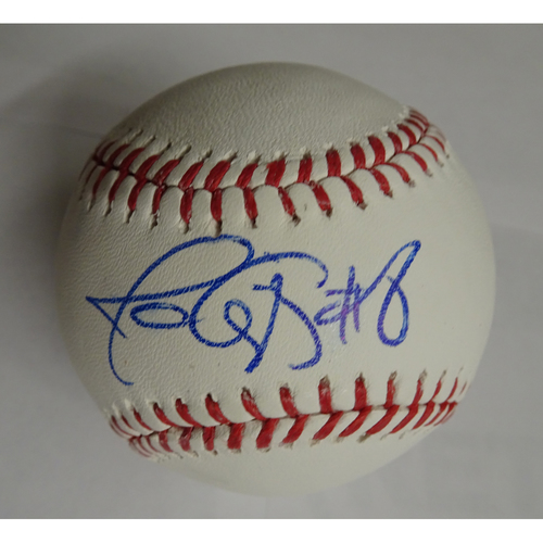Photo of Holiday Deal of the Day: Javy Lopez Autographed Baseball - Today Only 25% off!