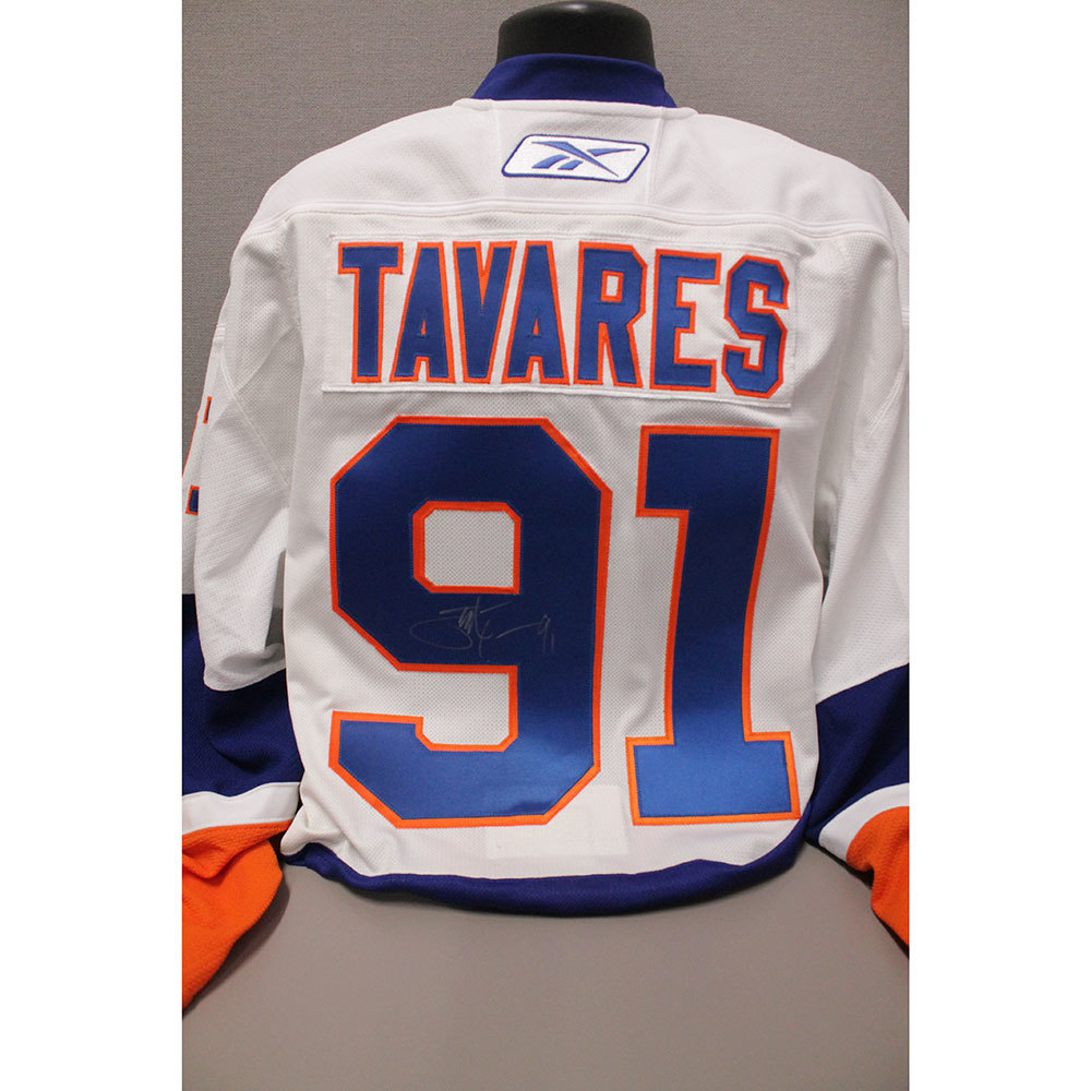 separation shoes d1760 1e4a7 Islanders John Tavares Authentic Jersey (Reebok ...