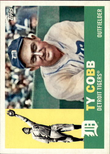 Photo of 2017 Topps Archives #75A Ty Cobb