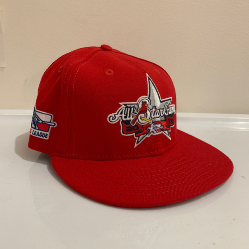 Photo of 2016 Texas League All Star Game -  Game Used Cap  - Frank Schwindel (Kansas City Royals) Size - 7