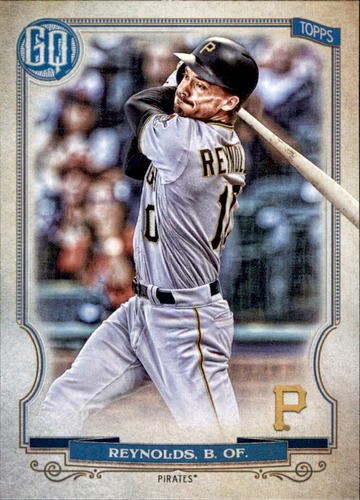 Photo of 2020 Topps Gypsy Queen #167 Bryan Reynolds