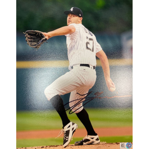 Photo of Lucas Giolito Autographed Photo