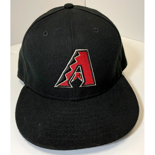 Photo of 2016 Team Issued #28 D-backs Cap